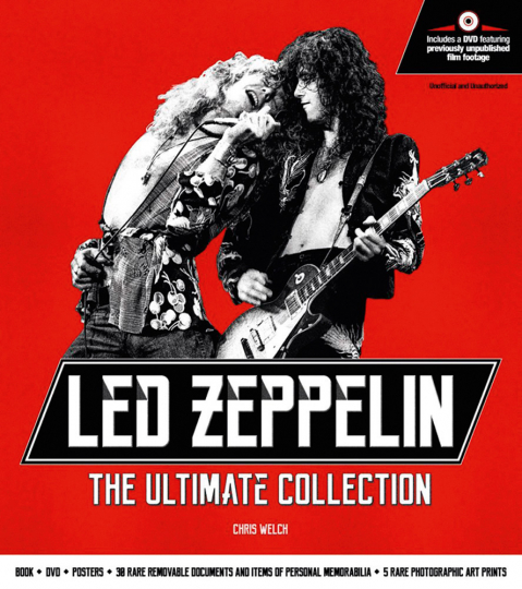 Led Zeppelin. The Ultimate Collection. Originalausgabe.
