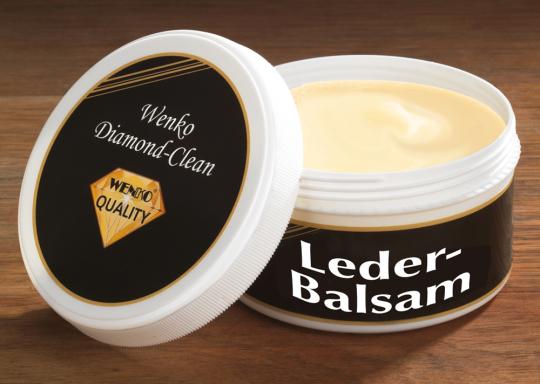 Leder-Balsam.