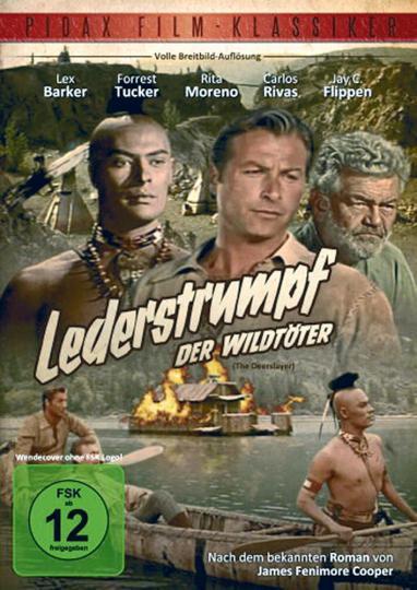 Lederstrumpf. Der Wildtöter. DVD.