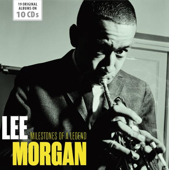 Lee Morgan. Milestones of a Legend. 10 CDs.