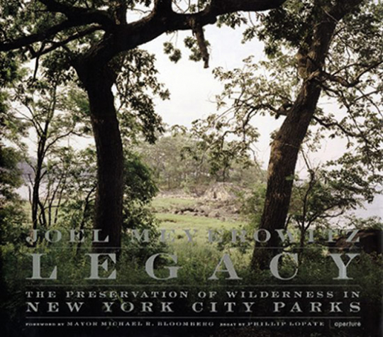 Legacy: The Preservation of Wilderness in New York City Parks.