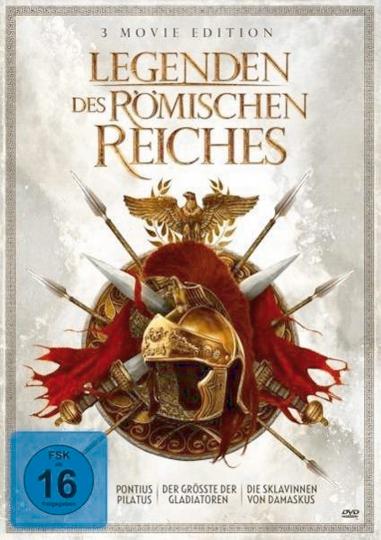 Legenden des römischen Reiches 3 DVDs