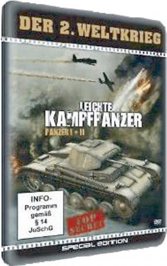 Leichte Kampfpanzer - Panzer I und II DVD