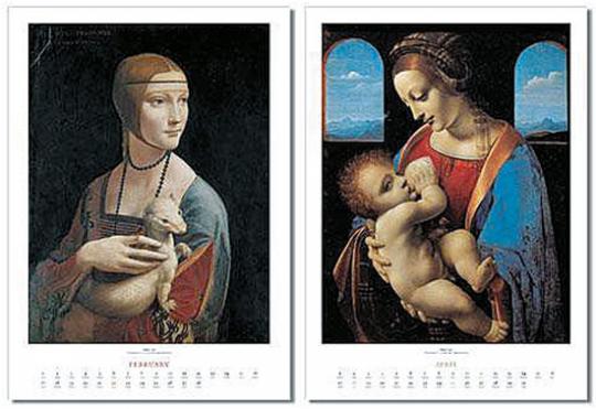 Leonardo da Vinci 2005