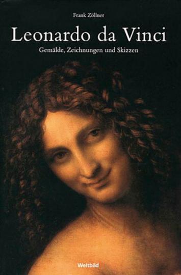 Leonardo da Vinci. Gemälde, Zeichnungen und Skizzen.