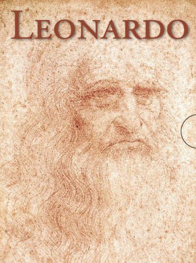 Leonardo Grußkartenset.