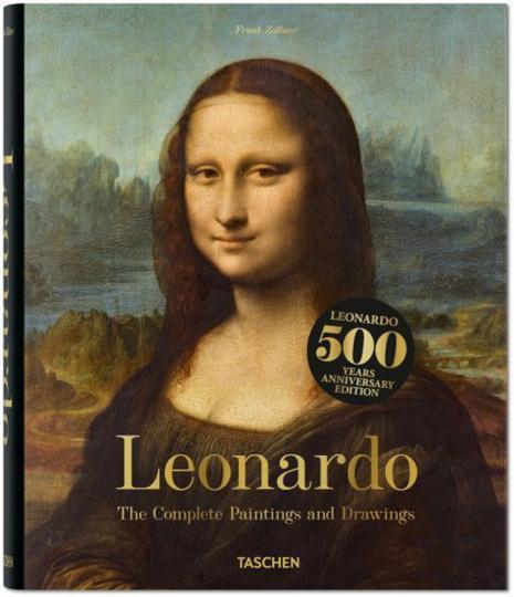 Leonardo. Sämtliche Gemälde und Zeichnungen.