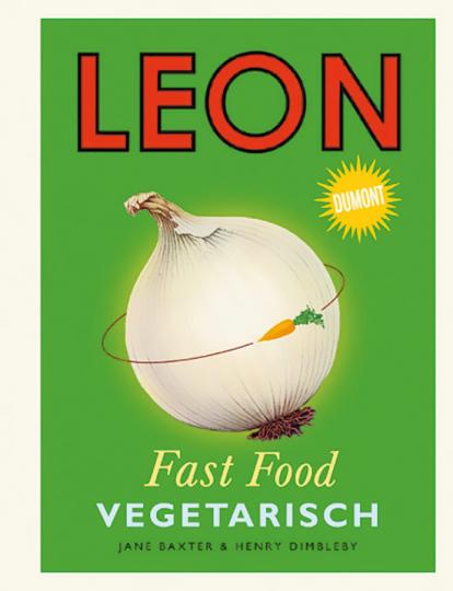 Leon. Fast Food vegetarisch.