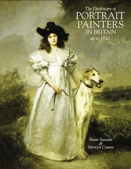 Lexikon der britischen Portraitmaler bis 1920. Dictionary of Portrait Painters in Britain Up to 1920.