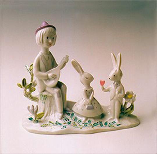 Liaison d'amour. Porzellan und Musik aus vier Jahrhunderten.