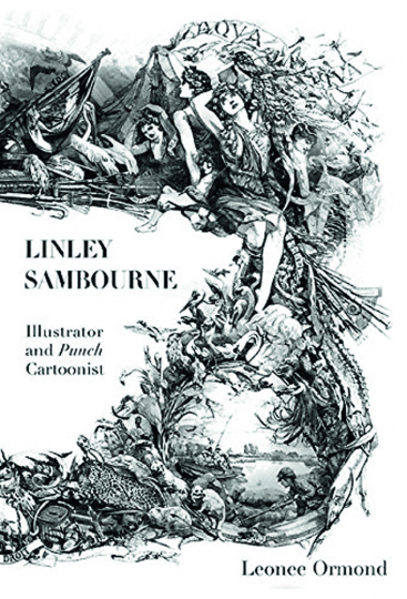 Linley Sambourne. Illustrator und »Punch«-Cartoonist.