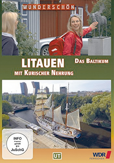 Litauen mit Kurischer Nehrung DVD