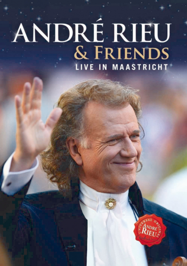 Live In Maastricht DVD