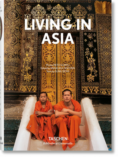 Living in Asia.