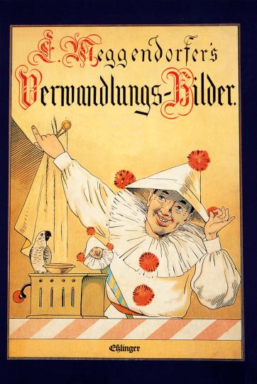 L. Meggendorfers Verwandlungs-Bilder. Reprint.