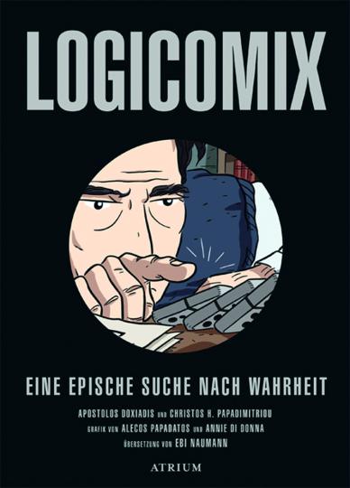 Logicomix. Eine epische Suche nach Wahrheit.