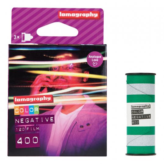 Lomography Color Negative 400.