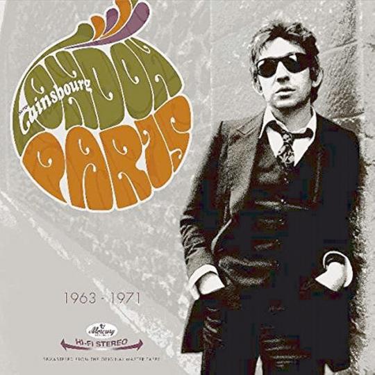 London Paris 1963 - 1971 CD