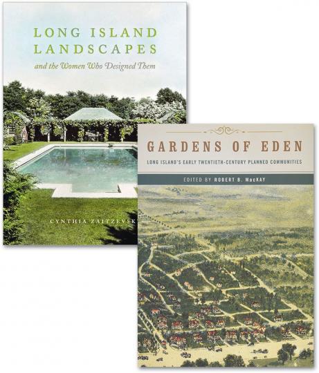 Long Island. Gärten und Landschaften Set. 2 Bände.