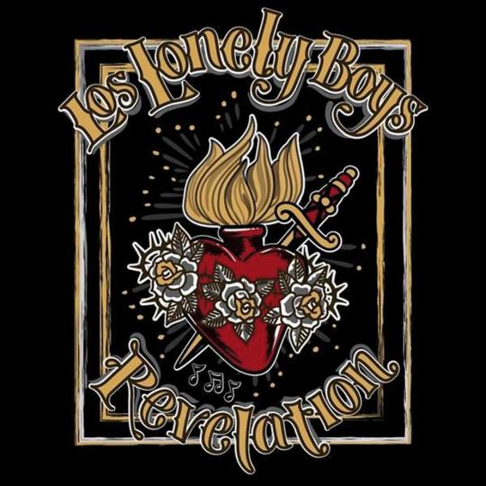 Los Lonely Boys. Revelation. CD.