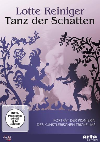 Lotte Reiniger. Tanz der Schatten. DVD.