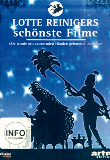 Lotte Reinigers schönste Filme. DVD.