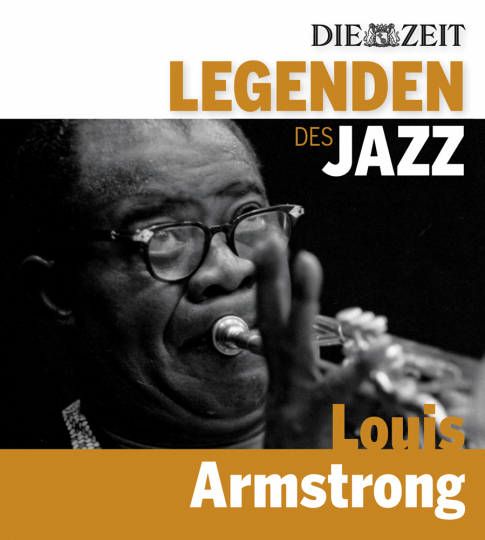 Louis Armstrong. Legenden des Jazz. CD.