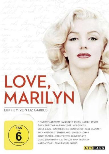 Love Marilyn (OmU). DVD.