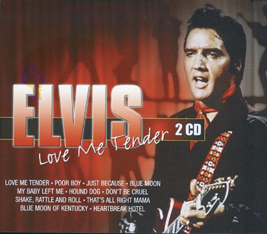 Love me tender 2 CDs