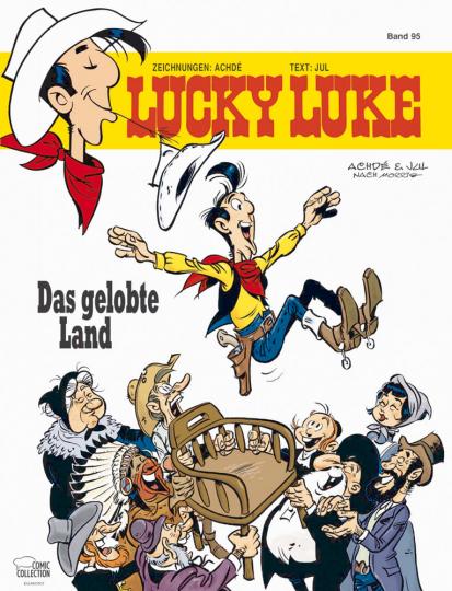 Lucky Luke 95 - Das gelobte Land