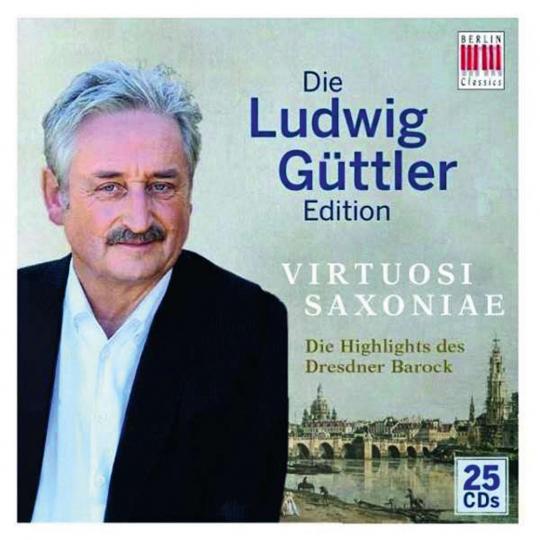 Ludwig Güttler Edition. 25 CDs.