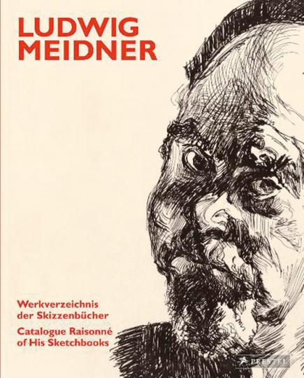 Ludwig Meidner. Werkverzeichnis der Skizzenbücher.