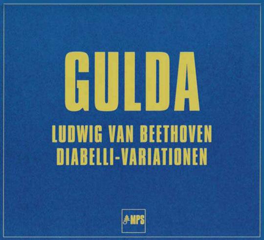 Ludwig van Beethoven. Diabelli-Variationen op.120. CD.