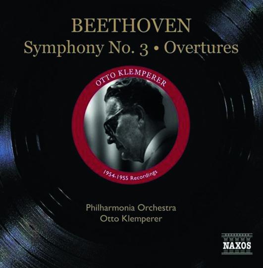 Ludwig van Beethoven. Symphonie Nr. 3. CD.