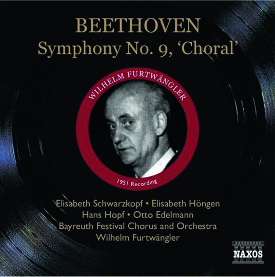 Ludwig van Beethoven. Symphonie Nr. 9. CD.