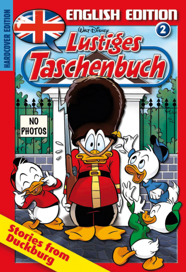 Lustiges Taschenbuch English Edition 02. Stories from Duckburg.