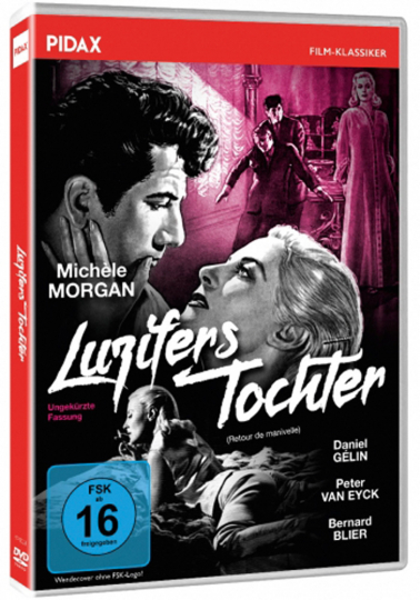 Luzifers Tochter. DVD.