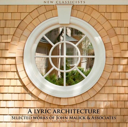 Lyrische Architektur. Ausgewählte Bauten von John Malick.