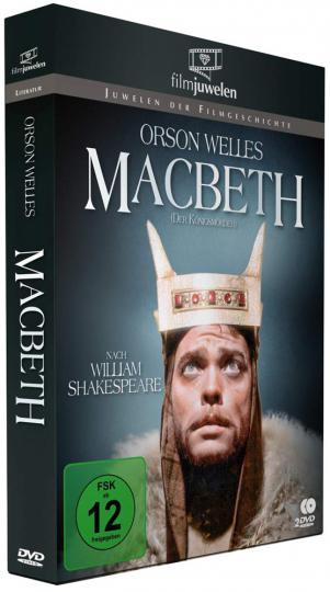 Macbeth (1948). DVD.