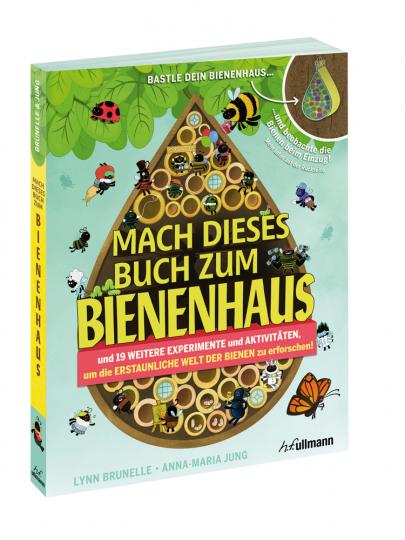 Mach dieses Buch zum Bienenhaus.