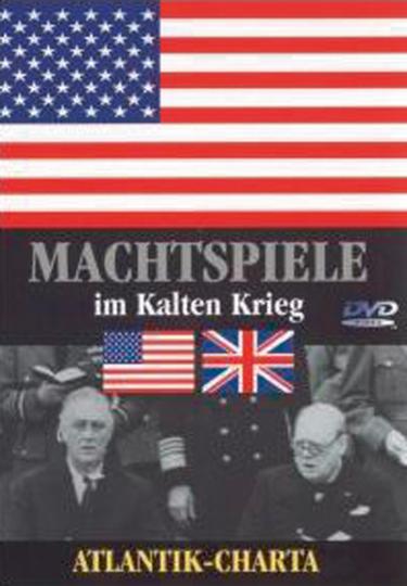 Machtspiele im Kalten Krieg. 3 DVDs.