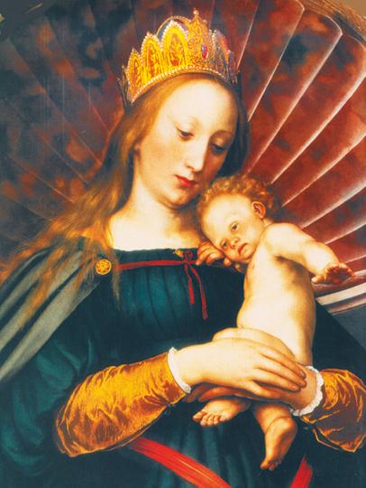 Madonna im Städel