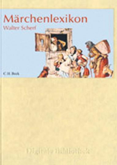 Märchenlexikon. CD-ROM.