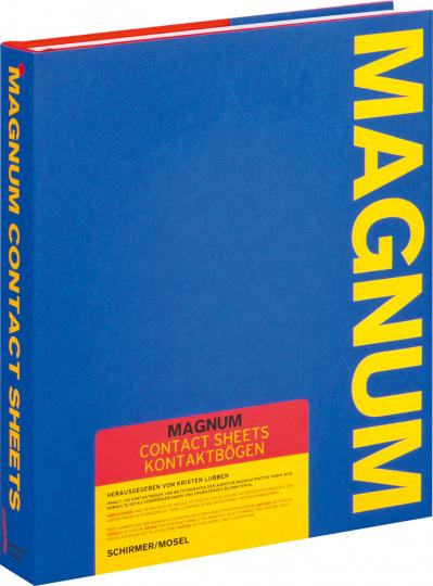 Magnum Kontaktbögen. Contact Sheets.