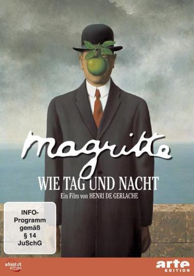 Magritte. Wie Tag und Nacht. DVD.