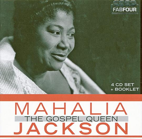 Mahalia Jackson. The Gospel Queen.