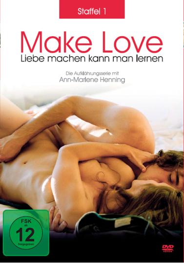 Make Love. Liebe machen kann man lernen Staffel 1. 2 DVDs.