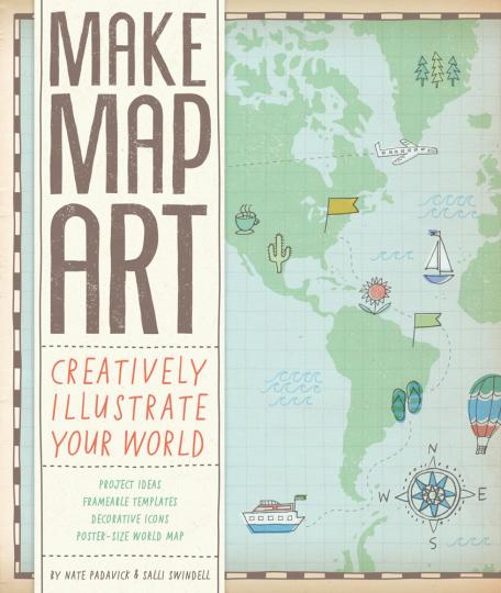 Make Map Art.
