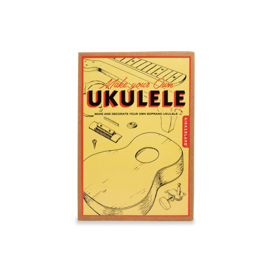 Make your own Ukulele.