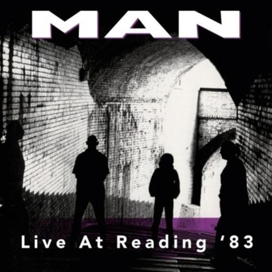 Man. Live At Reading 1983. CD.